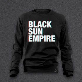 Black Sun Empire - Triple-D - Black - Sweater
