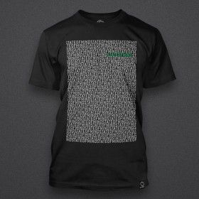 State Of Mind - Repeat (white) - Shirt