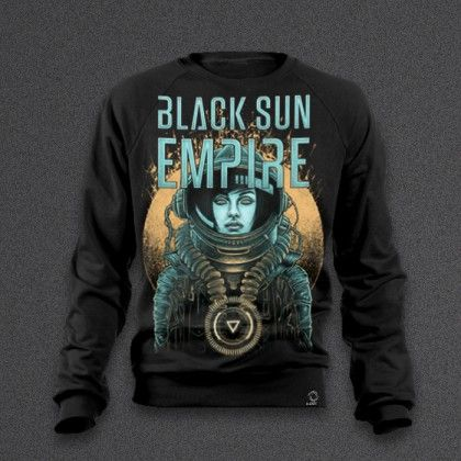 Black Sun Empire - Astronaut Girl - Sweater