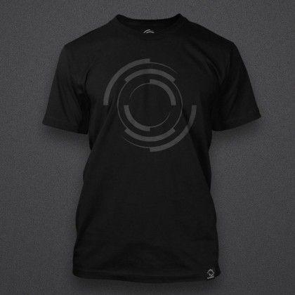 Blackout - Logo - GREY - Male Shirt