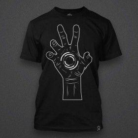 Blackout - The Hand - Shirt