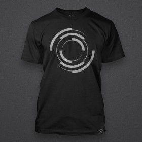 Blackout - Logo - Male Shirt