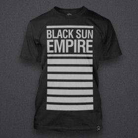 Black Sun Empire - Barlogo - Shirt