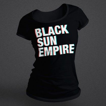 Black Sun Empire - Triple-D - Black - Female - Shirt