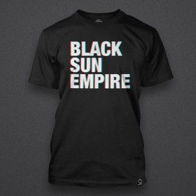 Black Sun Empire - Triple-D - Black - Shirt