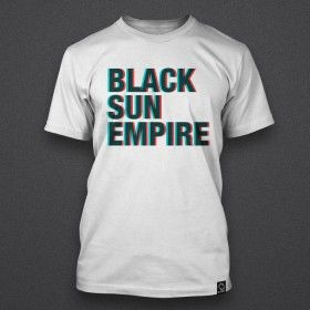 Black Sun Empire - Triple-D - White - Shirt