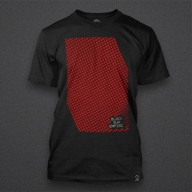 Black Sun Empire - Cubes Red Shirt