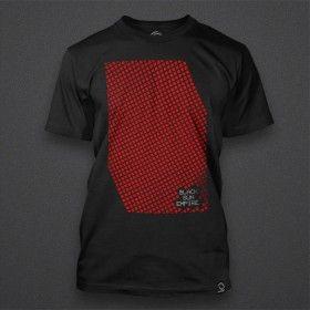 Black Sun Empire - Cubes Red Shirt