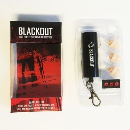 Blackout - Earplugs
