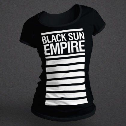 Black Sun Empire - Barlogo - Female - Shirt