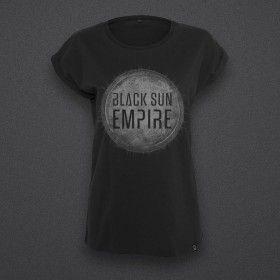 Black Sun Empire - Dark Planet - Female - Shirt - NEW