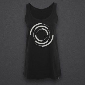 Blackout - Logo - Female Tank Top