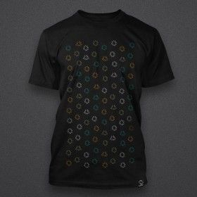 Neonlight - Loop - Shirt