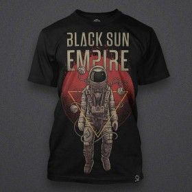 Black Sun Empire - Cosmonaut - Shirt