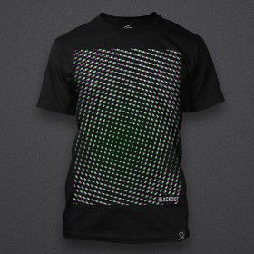 Blackout - 3D Grid - Shirt