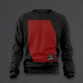 Black Sun Empire - Red Cubes - Sweaters