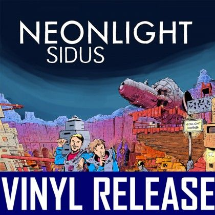 Neonlight - Sidus EP (VINYL)