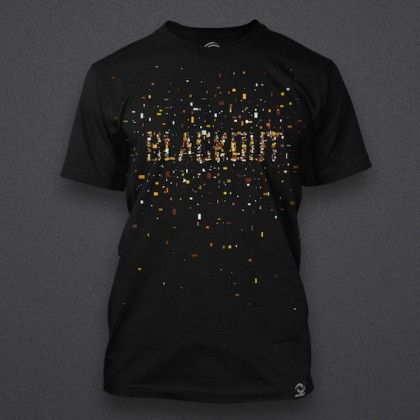 Blackout - Yellow Particles - Shirt