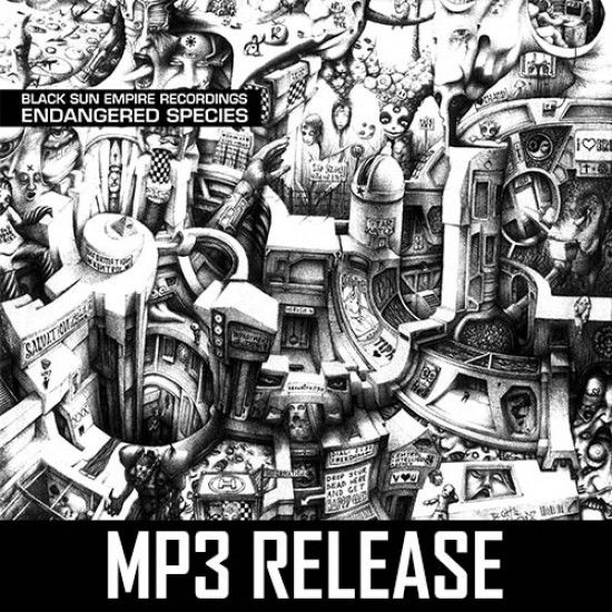 Black Sun Empire - Endangered Species (MP3)