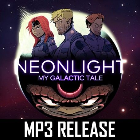 Neonlight - My Galactic Tale (CD)