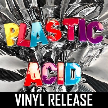 Phace - Plastic Acid (Vinyl)