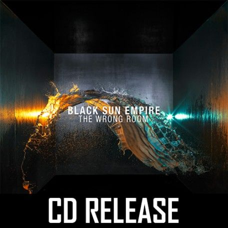 Black Sun Empire - The Wrong Room (CD)