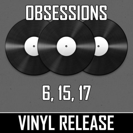 Obsessions Vinyl Package Deal