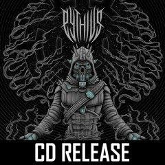 Pythius - Descend (CD)