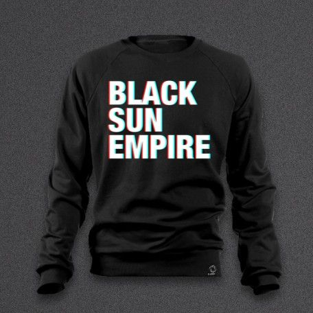 Black Sun Empire - Triple-D - Black - Sweater
