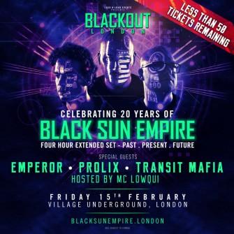 15-02-2019 Blackout London