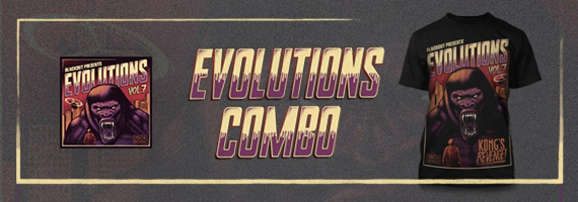 Evolutions Vol. 7 Combo