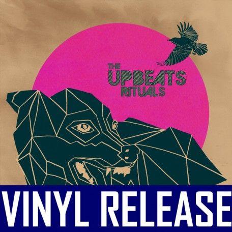 The Upbeats - Rituals EP (VINYL)