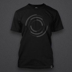 Blackout - Logo - GREY - Male Shirt