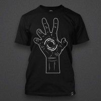 Blackout - The Hand - Shirt