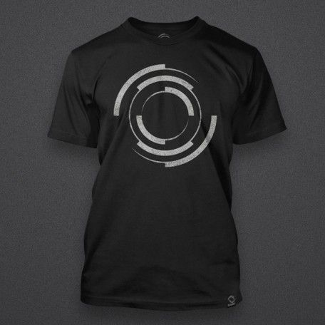 Blackout - Logo - Male Shirt