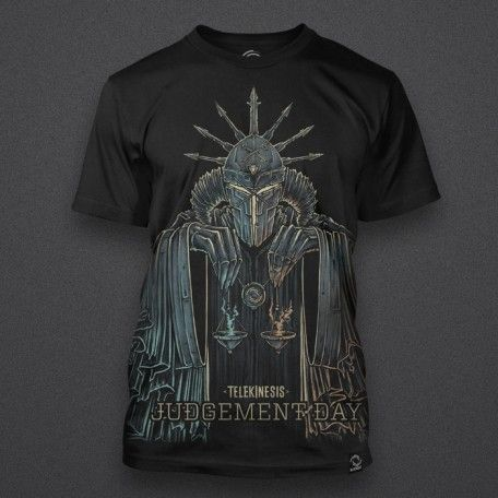 Blackout - Judgement Day - Shirt