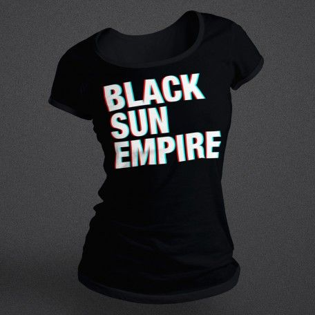Black Sun Empire - Triple-D - Black - Female - Shirt