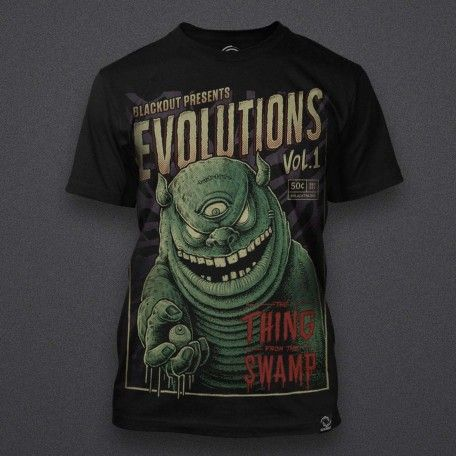 Blackout - Evolutions - Volume 1 - Shirt