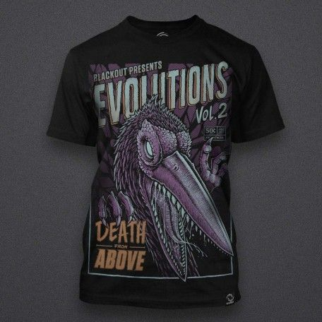 Blackout - Evolutions - Volume 2 - Shirt
