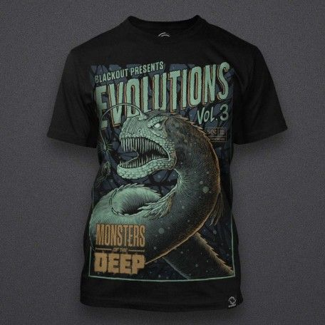 Blackout - Evolutions - Volume 3 - Shirt