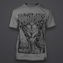 Blackout - Evolutions - Volume 4 - Shirt - GREY