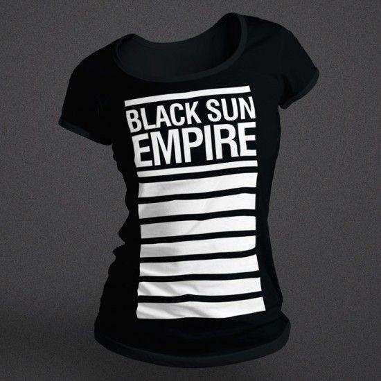 Black Sun Empire - Barlogo - Female - Shirt