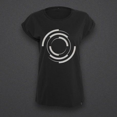 Blackout - Logo - Female - Shirt