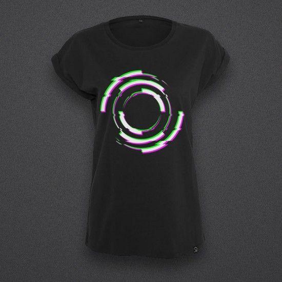Blackout - Cut & Paste - Female - Shirt - NEW