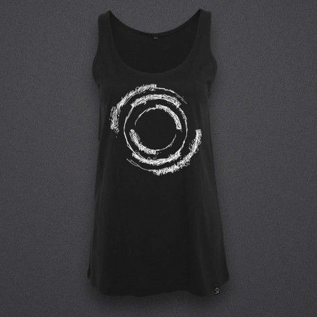 Blackout - Scratch - Female Tank Top