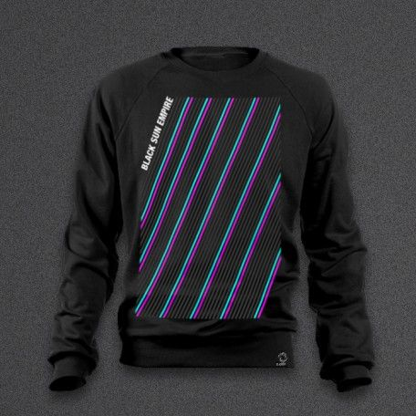 Black Sun Empire - Hercules Stripes - Sweaters