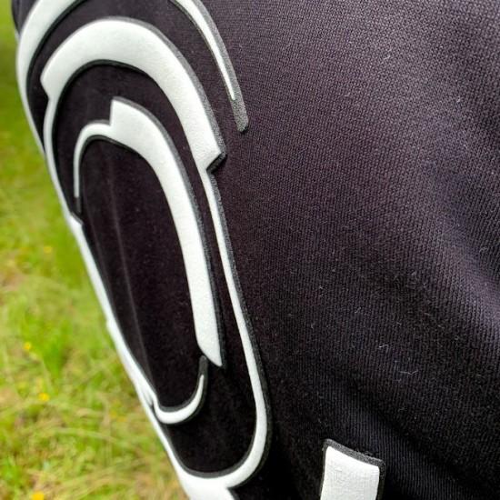 Blackout - Logo - College Jacket (3d printed)