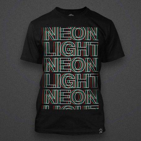 Neonlight - Repeat - RGW - Shirt
