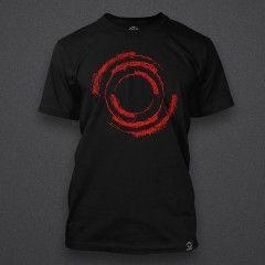Blackout - Scratch - RED - Shirt