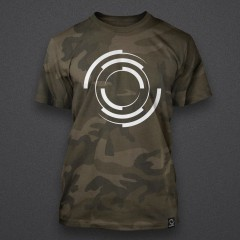 Blackout - Logo - Camo - Shirt